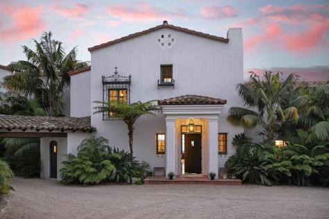 HOPE RANCH   Montecito and Santa Barbara Real Estate